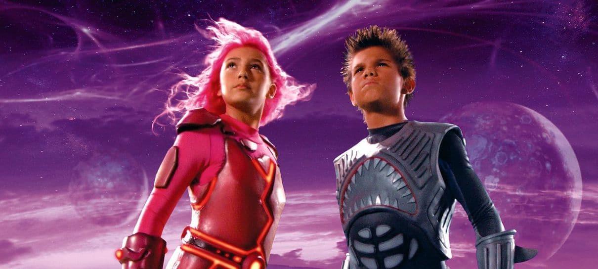 We Can Be Heroes | Filme da Netflix trará de volta Sharkboy e Lavagirl