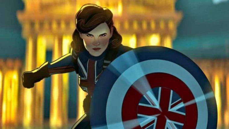 What If…? | Série ganha vídeo mostrando Peggy Carter como Capitã