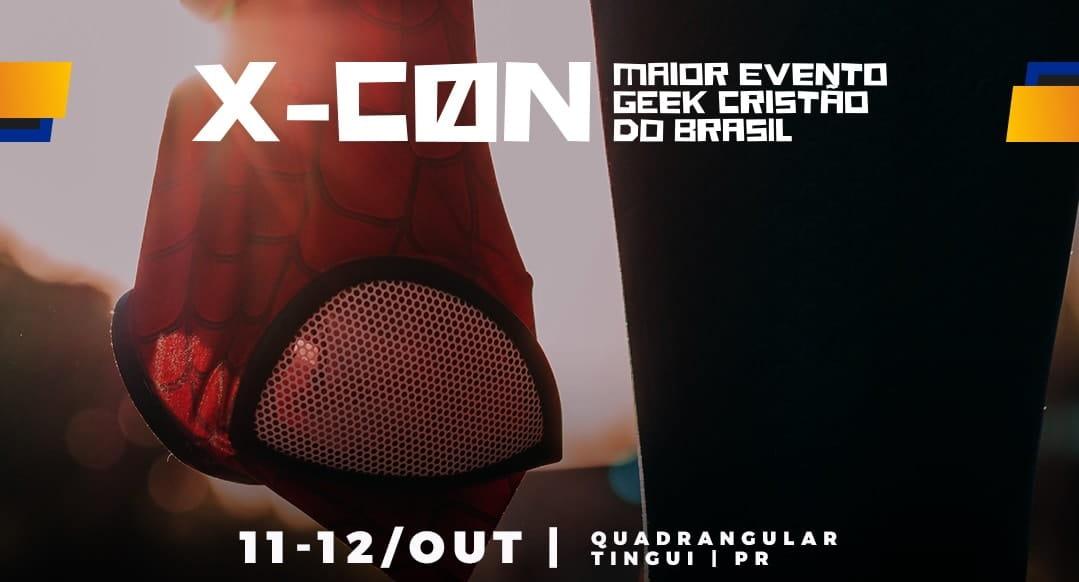 X-CON   Confira todos os detalhes para Etapa Curitiba