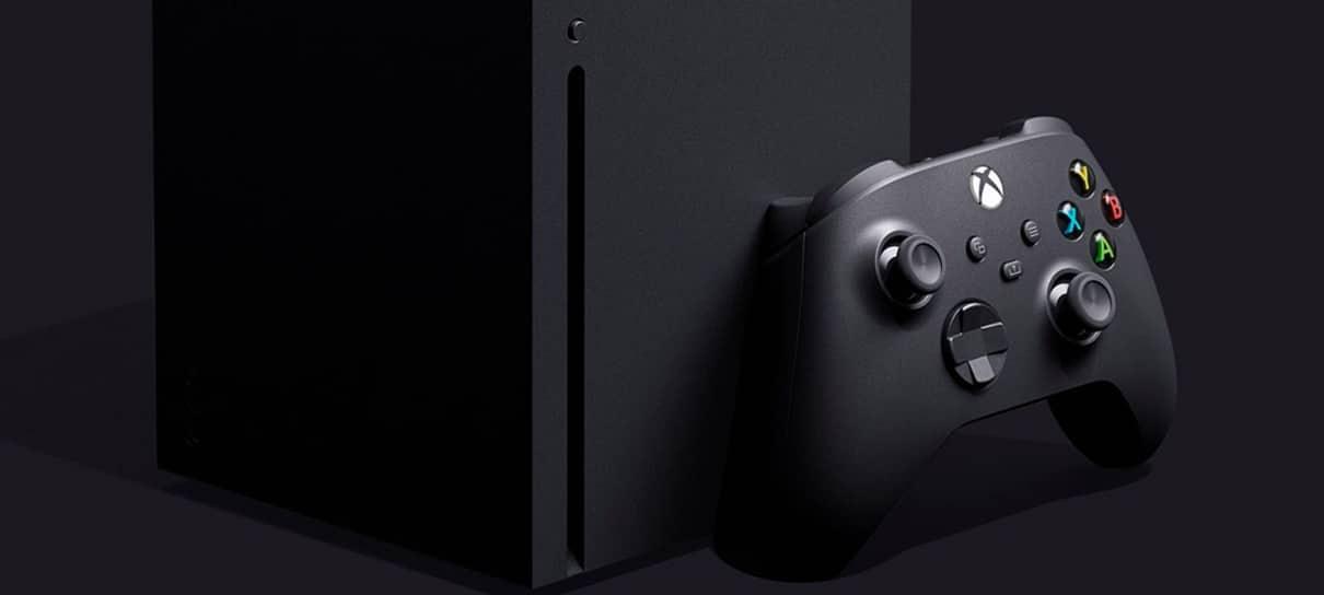 Xbox Series X chega com ousadia para competir com PlayStation 5