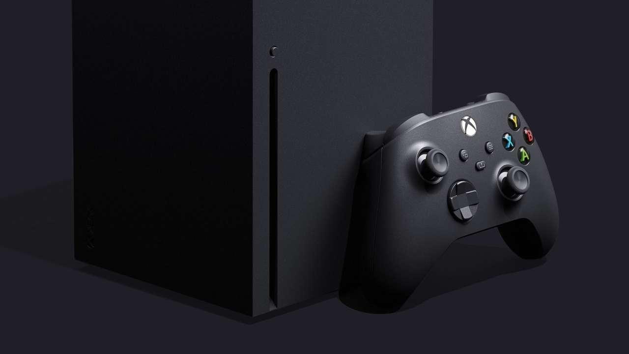 Xbox Series X revela tela de início
