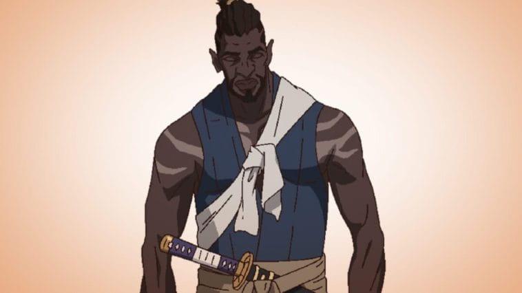 Yasuke | Netflix anuncia anime do primeiro samurai africano