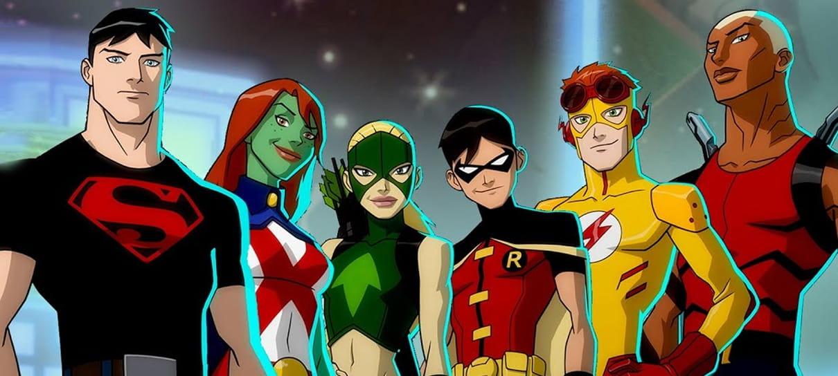 Young Justice | Quarta temporada tem título revelado