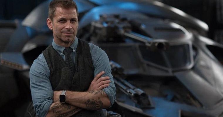 Zack Snyder coemnta sobre a importância do Batman