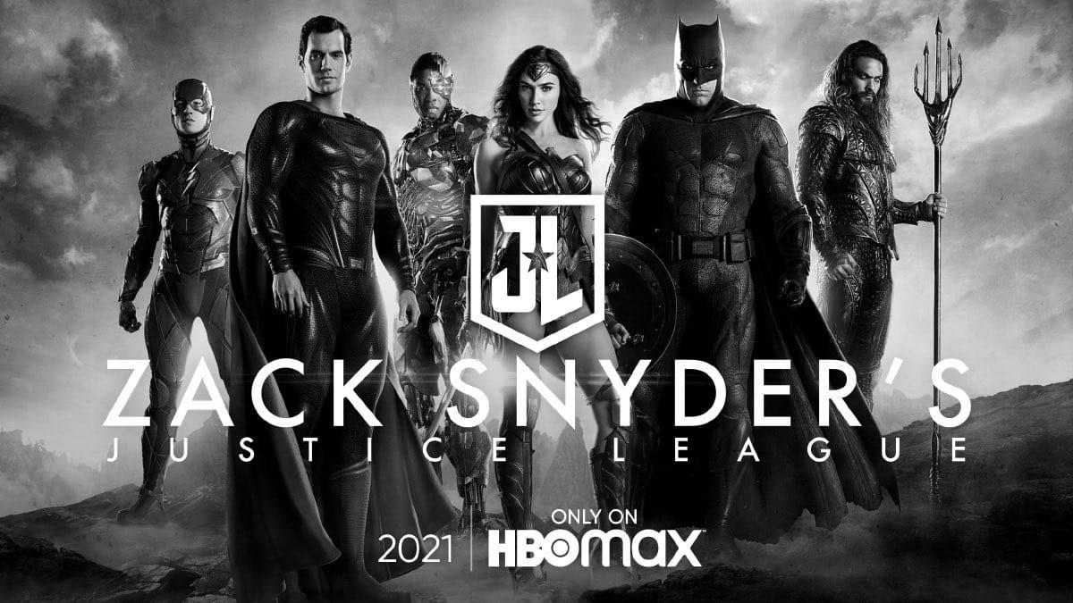 Zack Snyder divulga mudança no Snyder Cut de Liga da Justiça