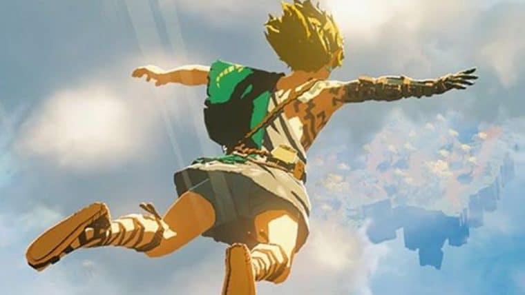 Zelda: Breath of the Wild 2 chega em 2022 e ganhou trailer de gameplay