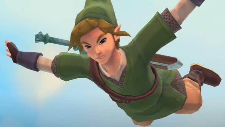Zelda: Skyward Sword HD | Game ganha trailer de lançamento, confira